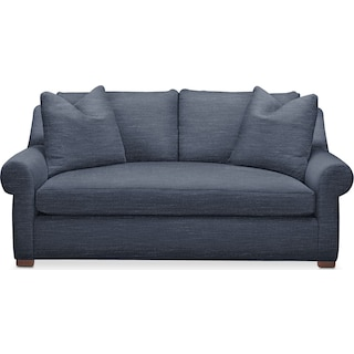 Asher Apartment Sofa- Comfort in Curious Eclipse