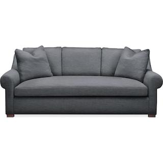 Asher Sofa- Comfort in Milford II Charcoal