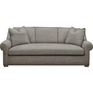 Asher Sofa- Comfort in Victory Smoke