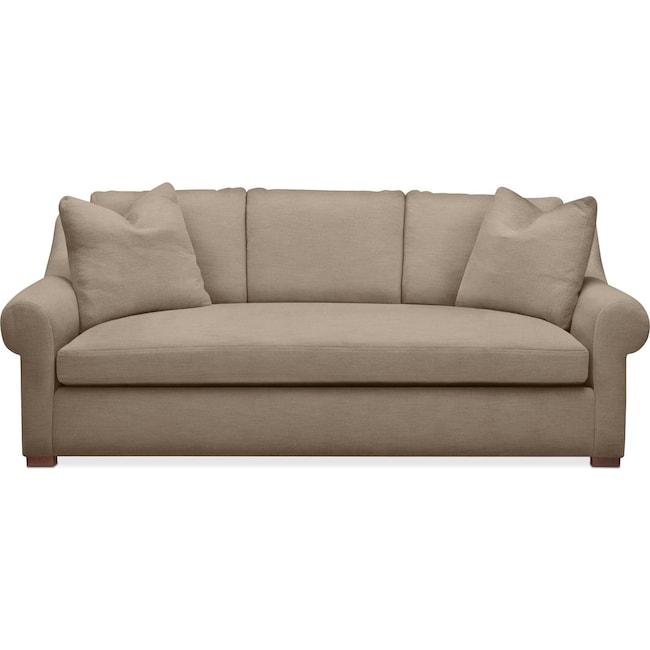 Living Room Furniture - Asher Sofa- Comfort in Statley L Mondo