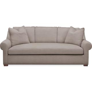 Asher Sofa- Comfort in Abington TW Fog