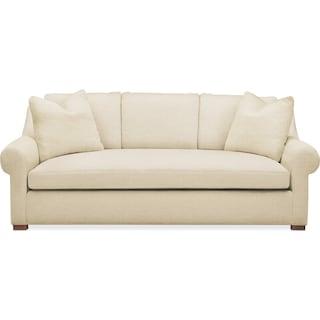 Asher Sofa- Comfort in Anders Cloud