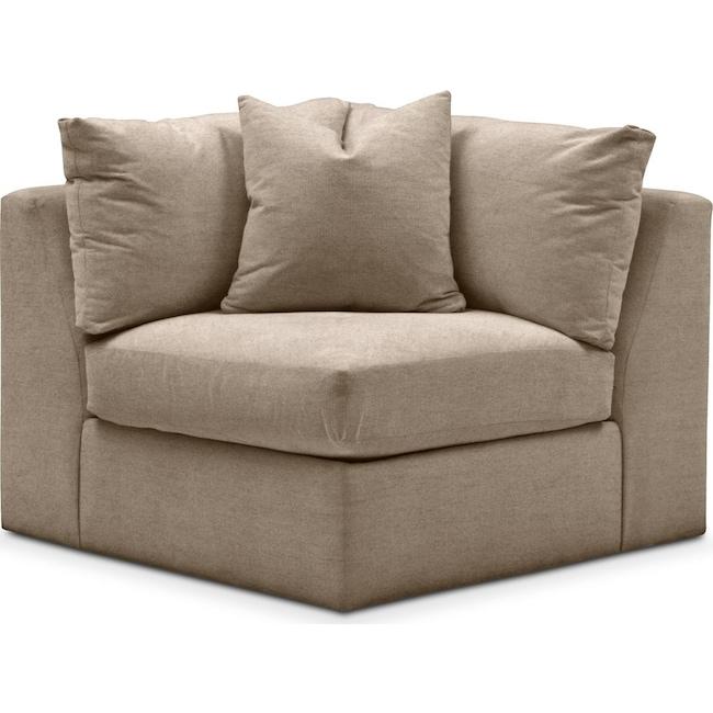 Living Room Furniture - Collin Corner Chair- Comfort in Statley L Mondo