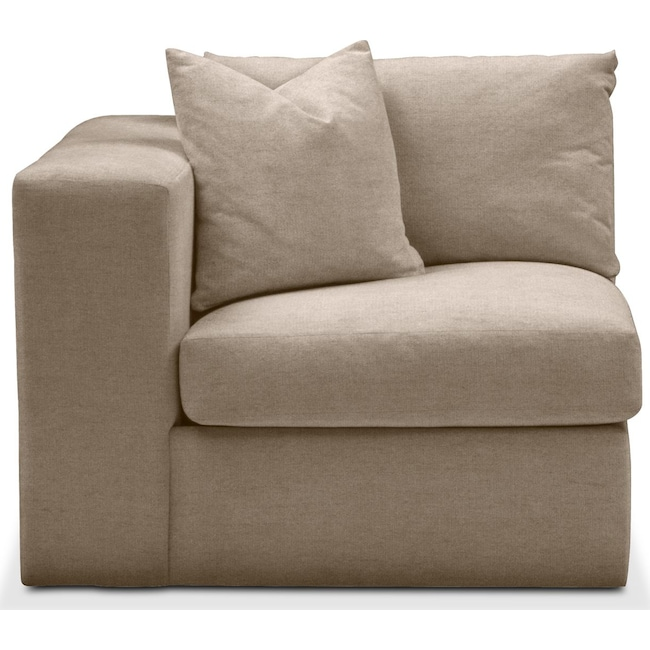 Living Room Furniture - Collin Left Arm Facing Chair- Comfort in Statley L Mondo