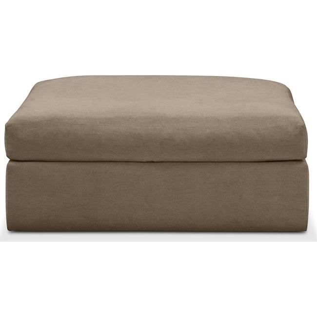 Living Room Furniture - Collin Ottoman- Comfort in Statley L Mondo