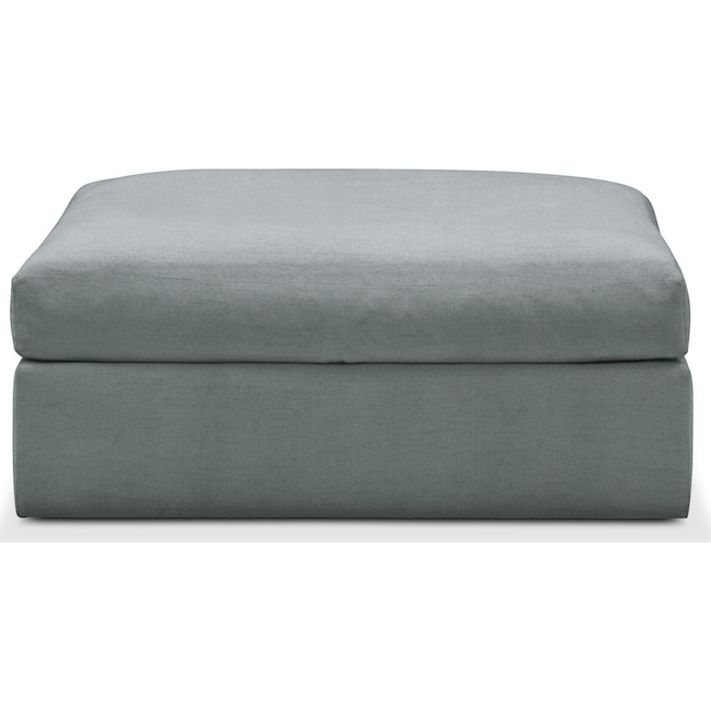 Accent and Occasional Furniture - Collin Ottoman- Comfort in Abington TW Seven Seas