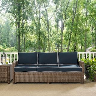 Destin Outdoor Sofa - Blue