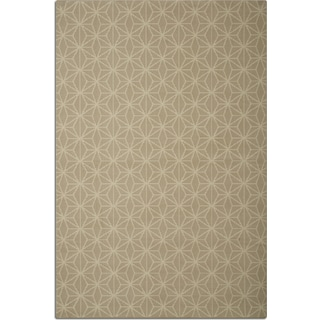 Broadway 8' x 10' Area Rug - Beige and Ivory