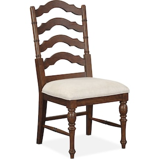Charleston Side Chair - Tobacco