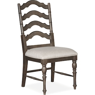 Charleston Side Chair - Gray