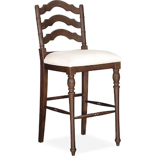 Charleston Barstool - Tobacco