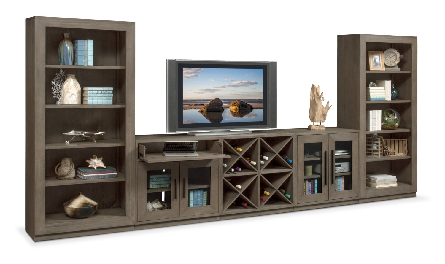 T V Stands \u0026 Media Centers | Value City Furniture and Mattresses