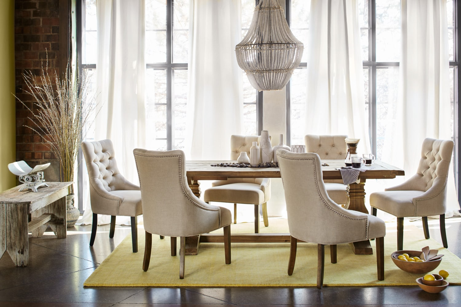 The Churchill Collection - Chesnut | Value City Furniture