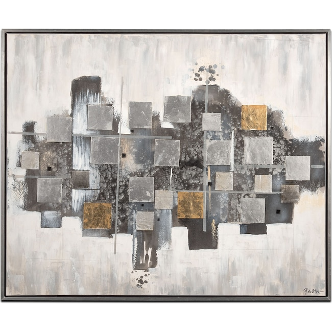 Home Accessories - Ordered Chaos Framed Print