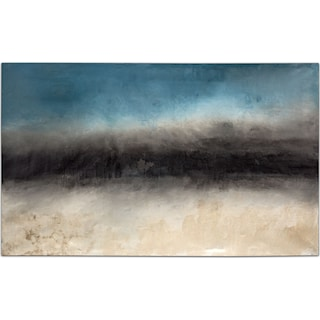 Fog Canvas Painting