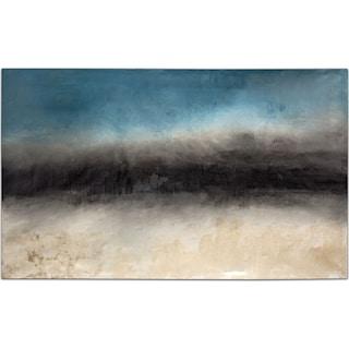 Fog Canvas Painting