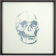 Skull Frame Print