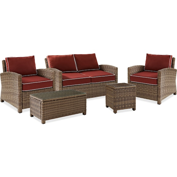 The Destin Collection Sangria Value City Furniture And Mattresses