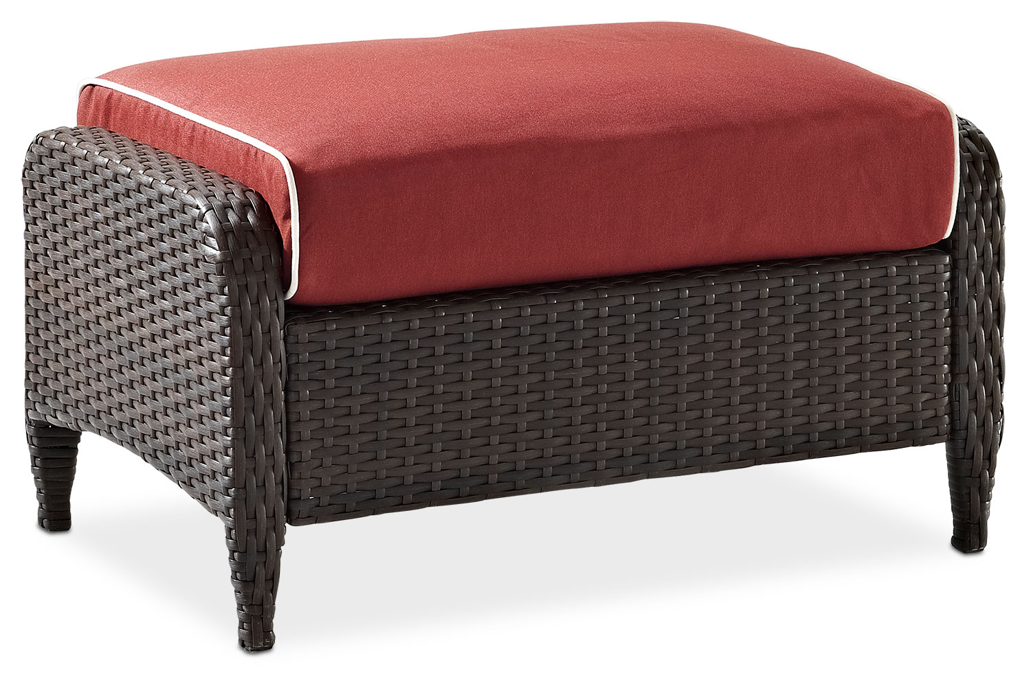 Outdoor Furniture - Corona Outdoor Ottoman
