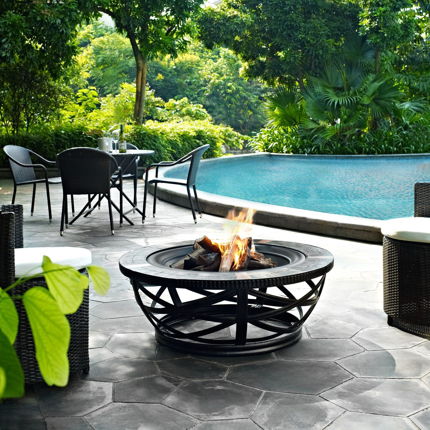 Outdoor Furniture - Montero Fire Pit