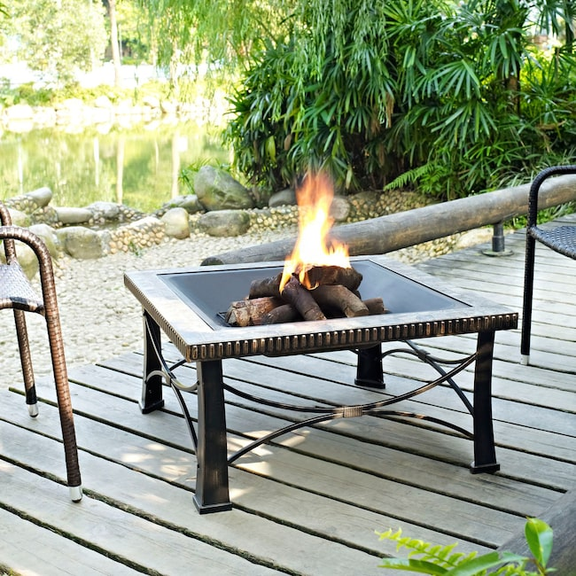Outdoor Furniture - Branson Fire Pit