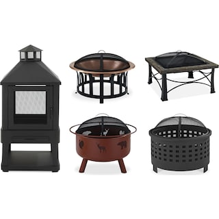 The Fire Pit Collection