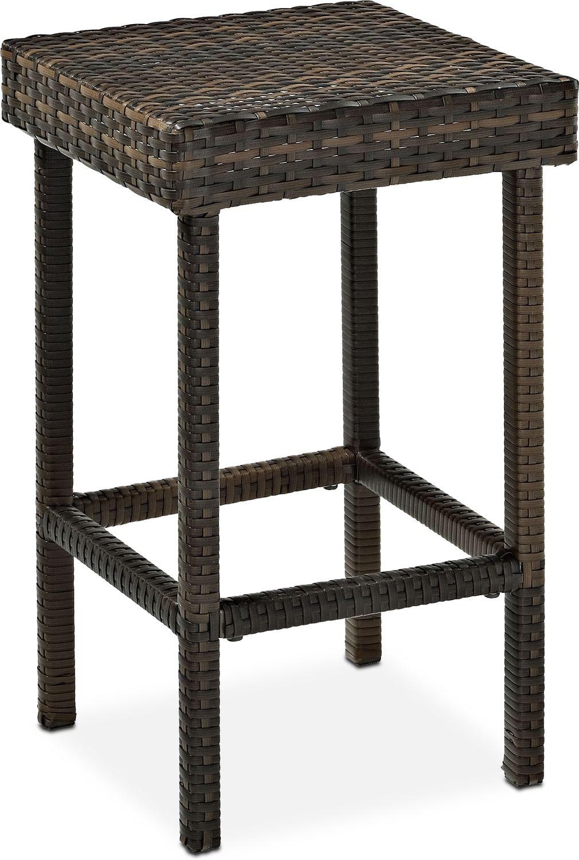 Outdoor Furniture - Aldo Outdoor Counter-Height Stool