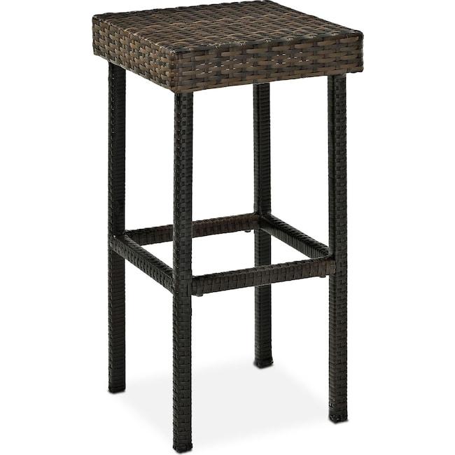 Outdoor Furniture - Aldo Outdoor Bar Stool