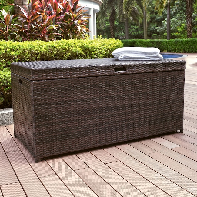 Outdoor Furniture - Aldo Outdoor Storage Bin