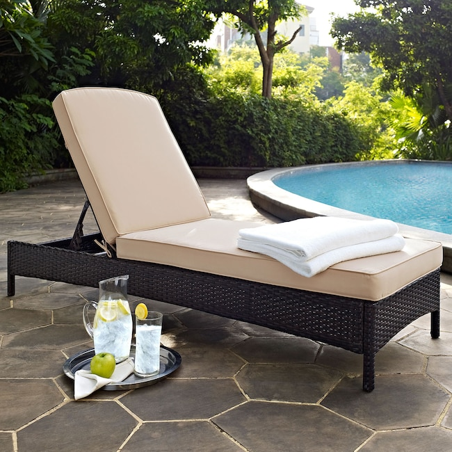 Outdoor Furniture - Aldo Outdoor Chaise