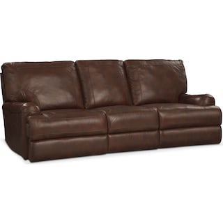 Kingsway Sofa - Brown