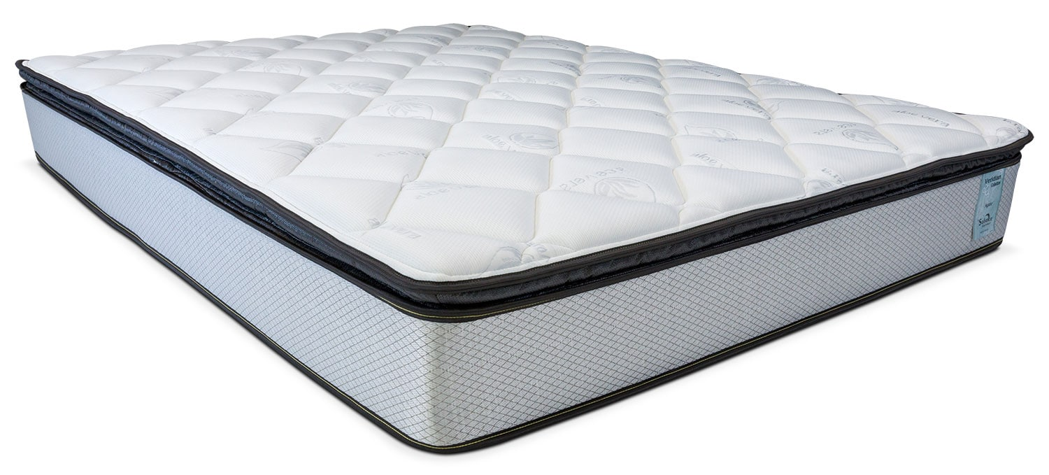 pillowtop twin mattress hover to zoom