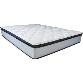 Oasis Plush Pillowtop Twin Mattress