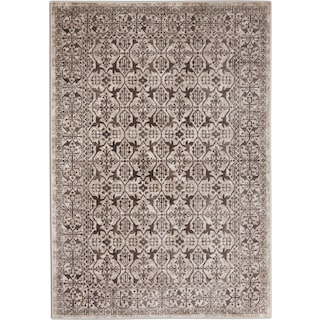 Sonoma Area Rug - Gray and Natural