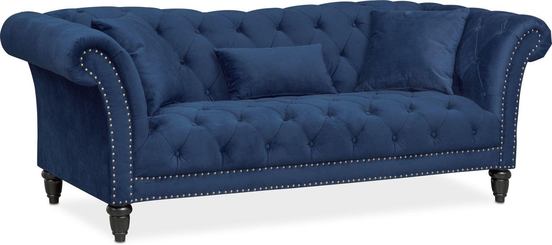 AuBergewohnlich Marisol Sofa   Blue