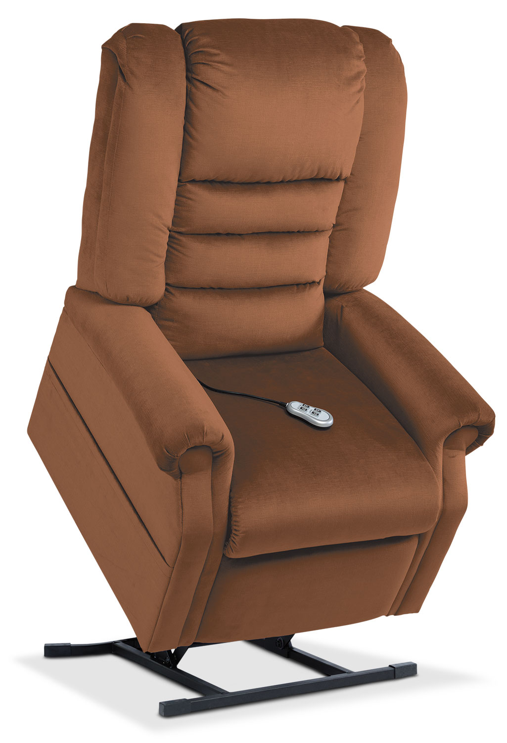 Tap To Change Ava Power Lift Recliner   Brown ...