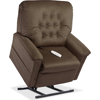 Jose Power Lift Recliner - Brown