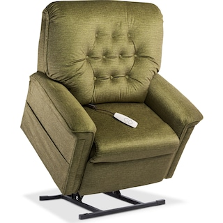 Jose Power Lift Recliner - Green