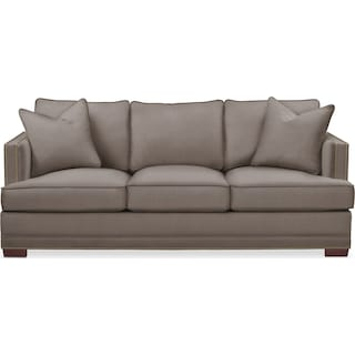 Arden Sofa- Cumulus in Oakley III Granite