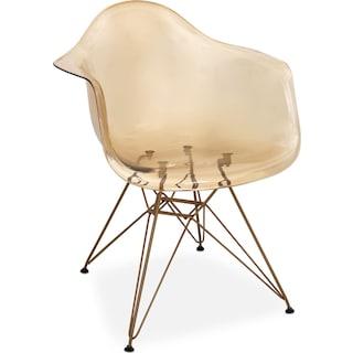 Hanson Accent Chair - Copper