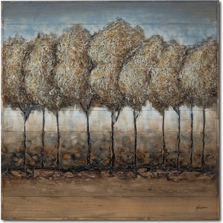 Countryside Canvas Painting