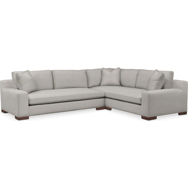 Ethan 2 Piece Large Sectional Value