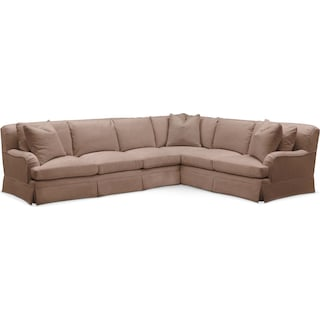 Campbell 2-Piece Sectional with Sofa