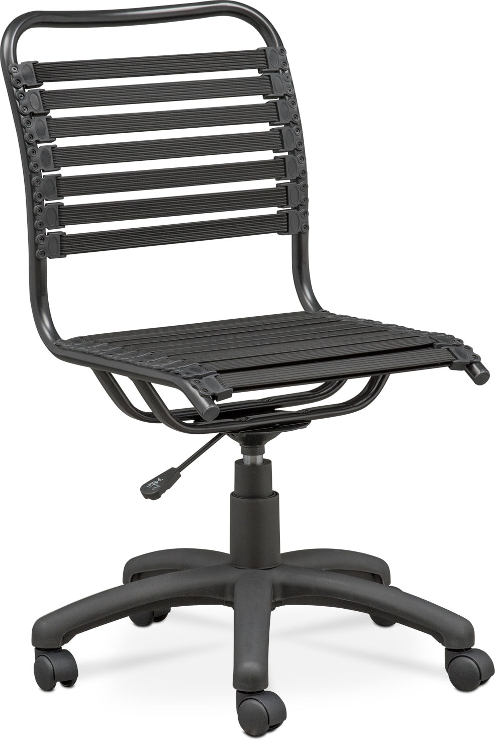 Ordinaire Home Office Furniture   Tribeca Desk Chair   Black