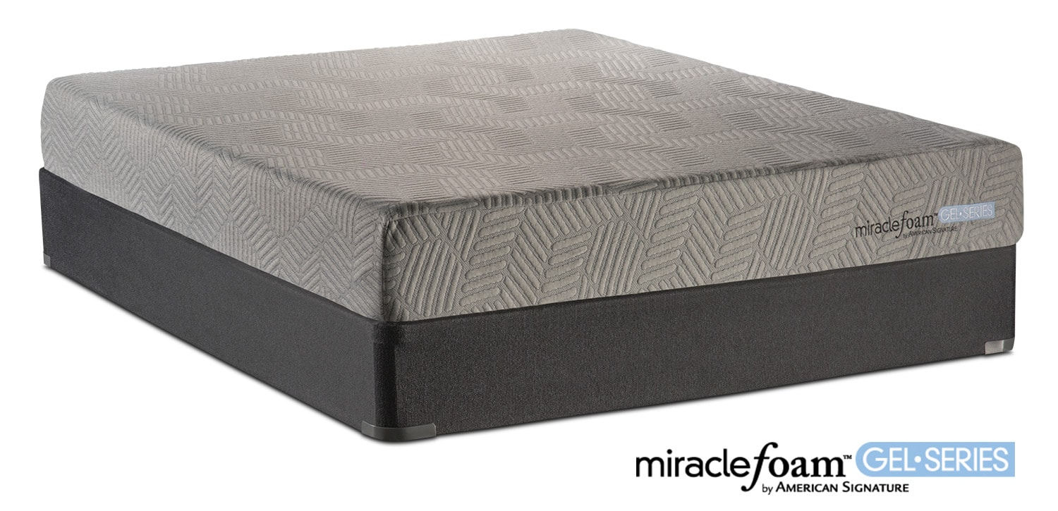 Rejuvenate Firm Twin Mattress And Foundation Set Value City Furniture And Mattresses