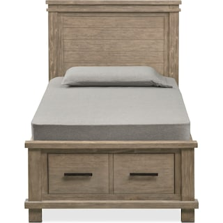 Tribeca Youth Full Storage Bed