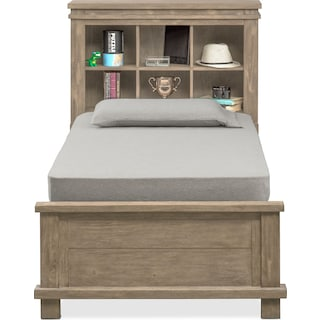 Tribeca Youth Bookcase Bed