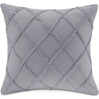 Harbor Linen Decorative Pillow - Gray