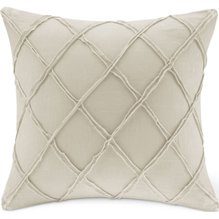 Harbor Linen Decorative Pillow - Beige