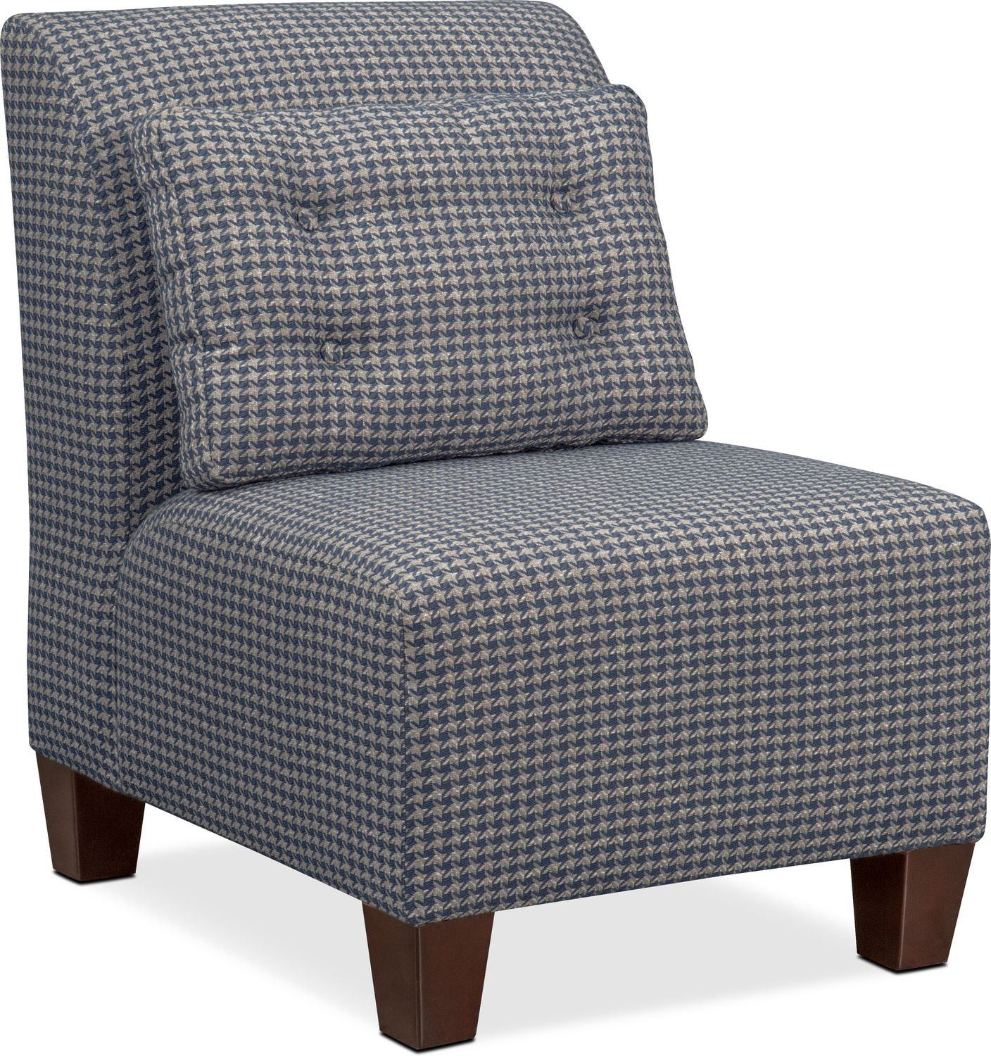 Bolton Accent Chair Gray
